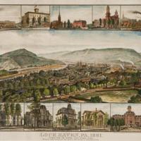 Lock Haven, Pa., 1881