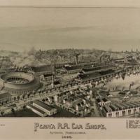 Pennsylvania Railroad Car Shops